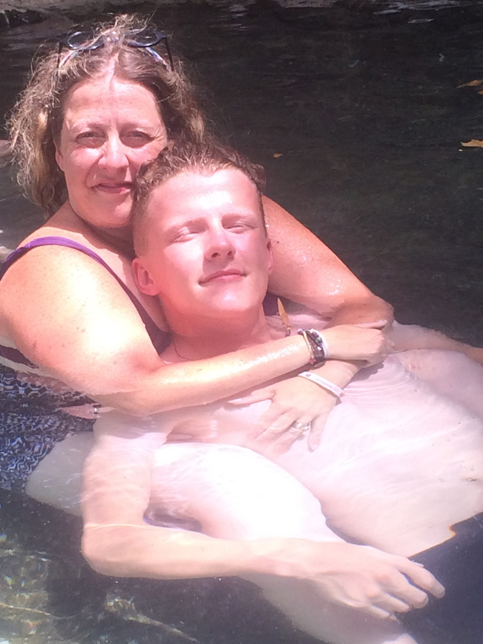 In hot springs love this photo x