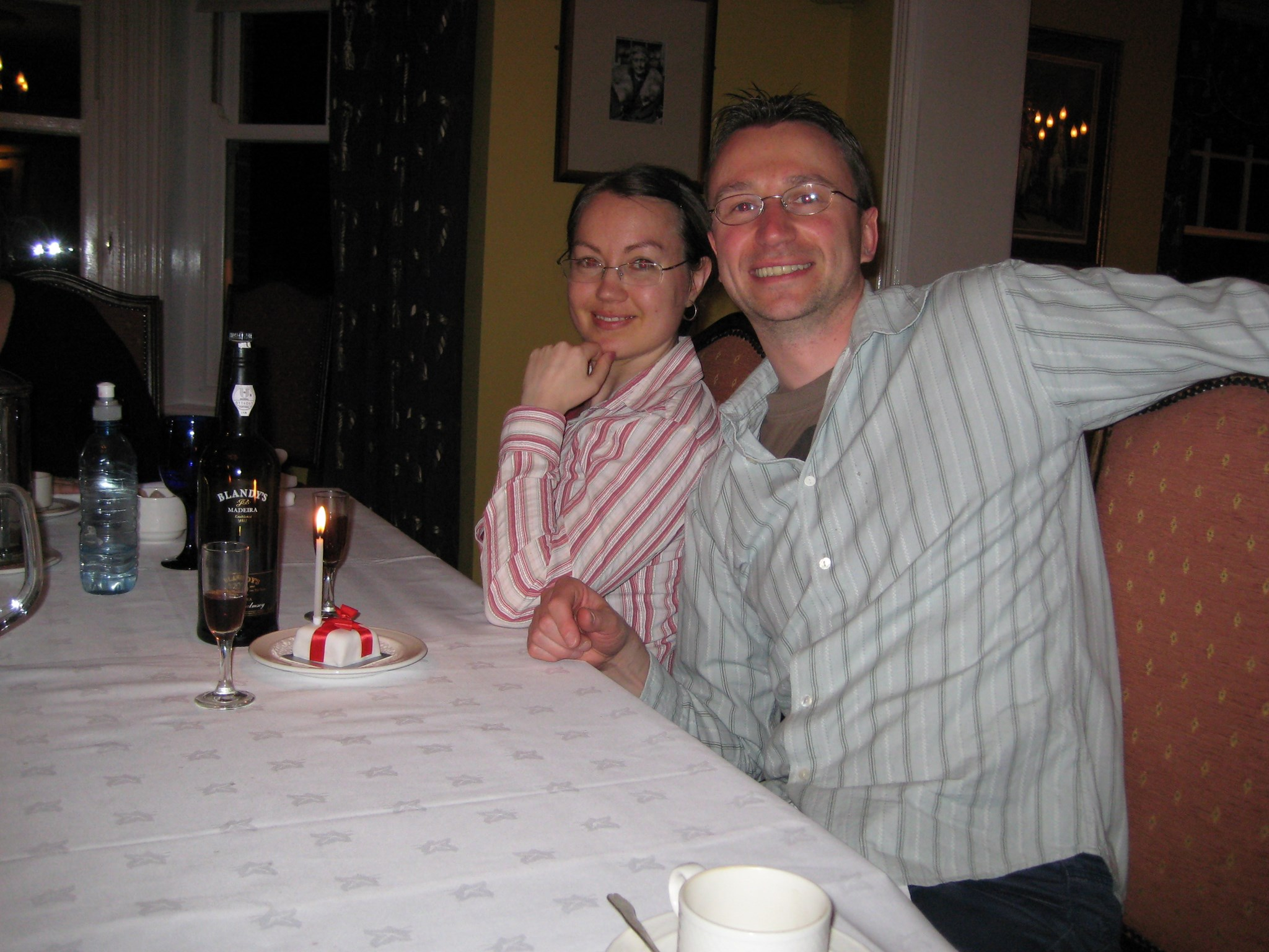 First 'Official' Wedding Anniversary