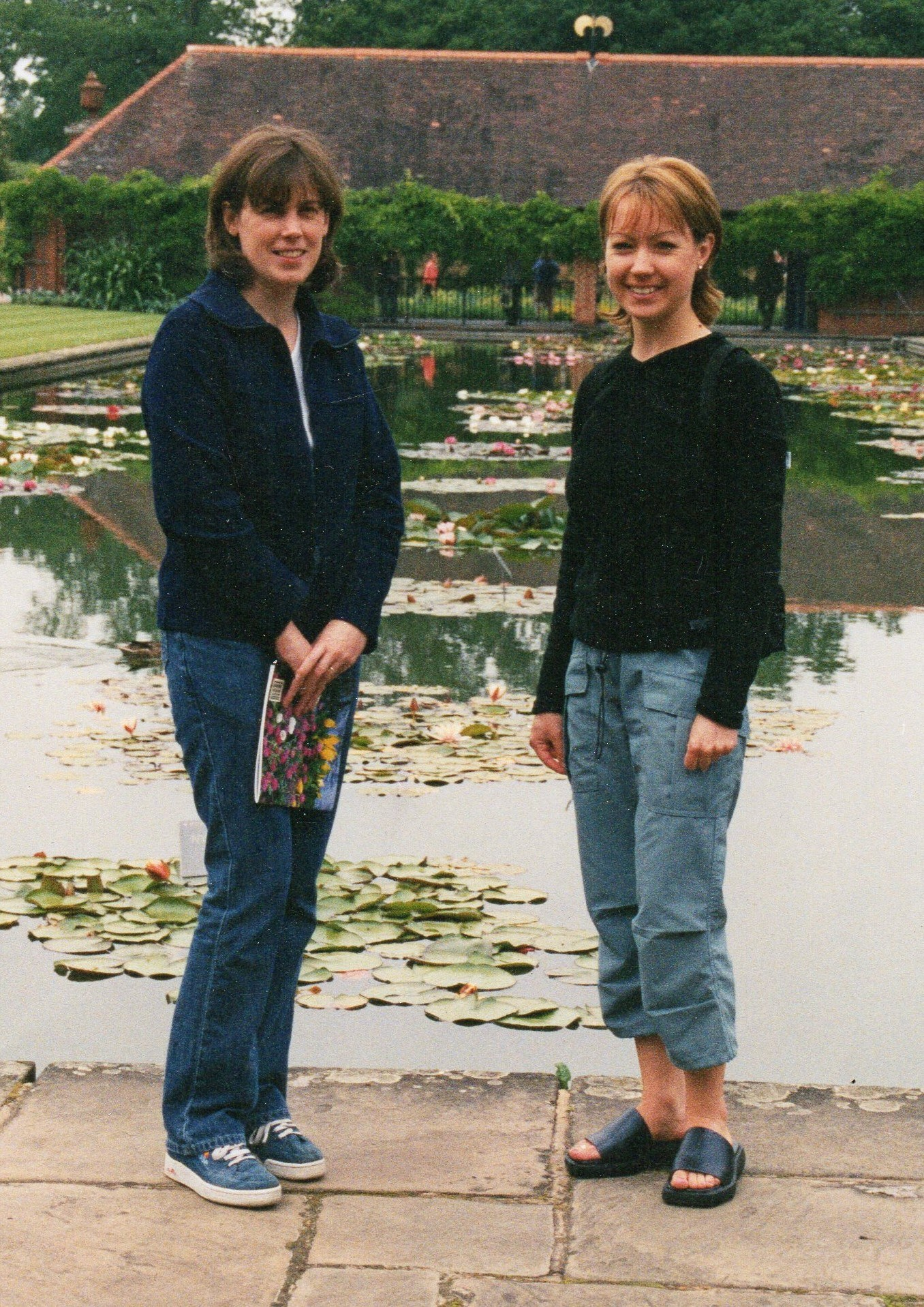One of many happy memories of our annual visits to garden shows – this one at Wisley Gardens