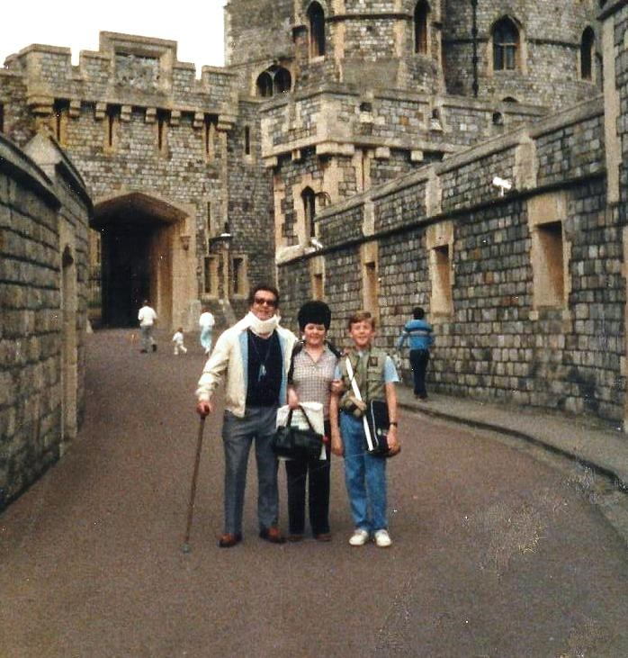 Family Trip to Windsor Castle