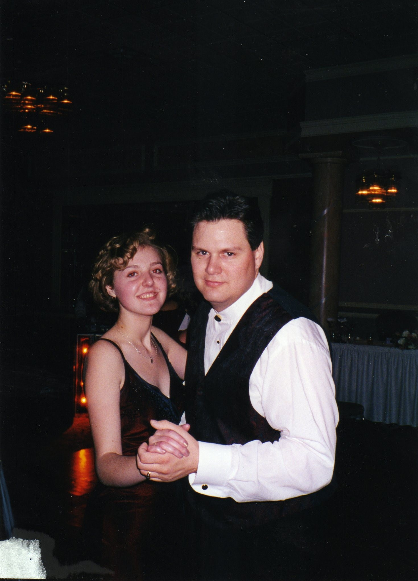 Kamil and Andrea- Oct 24, 1998