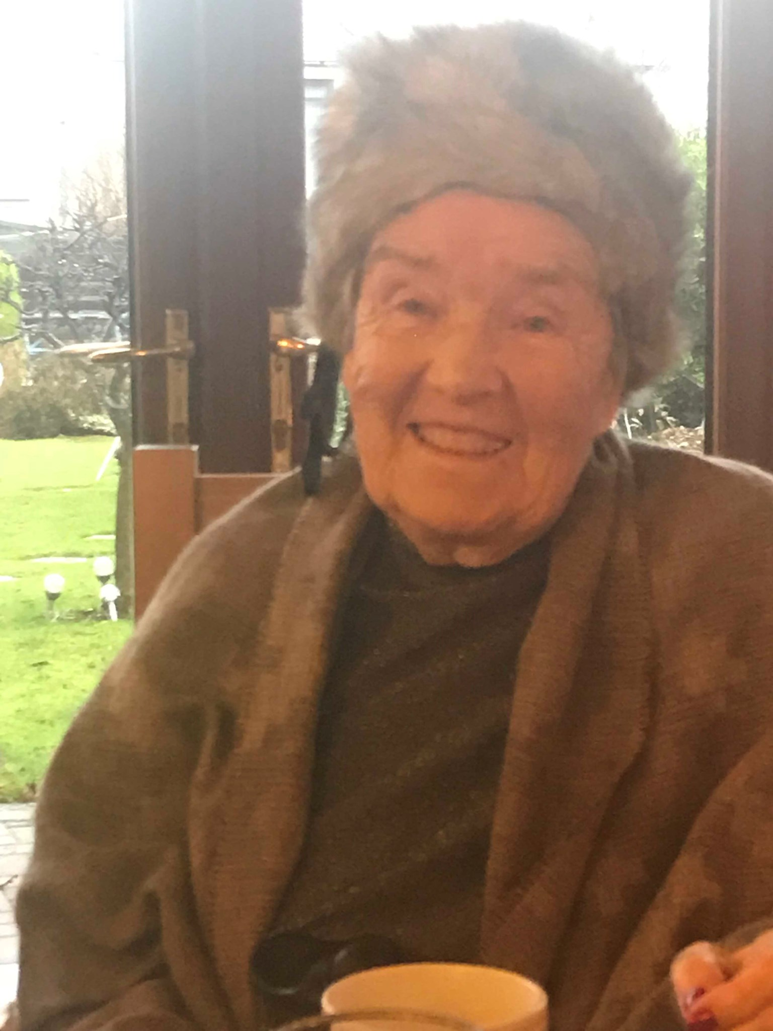 In memory of Ena Nicol who volunteered for many years for Parkinson in Dundee.