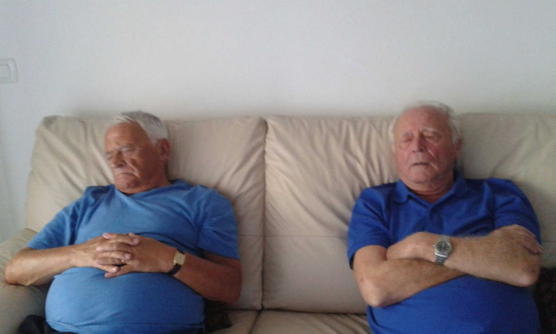 Two sleeping bookends..Spain 2014 xxx