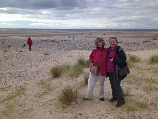 Findhorn beach, Morayshire 2012