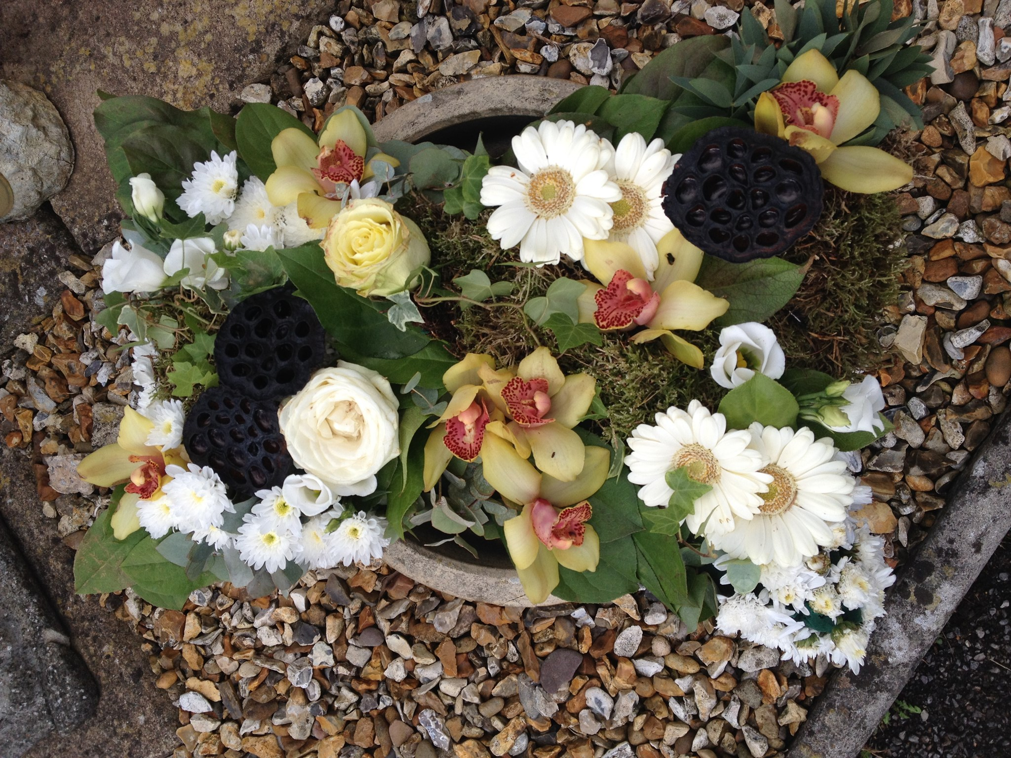 wreath from the family