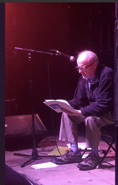 Tom at the last reading he made