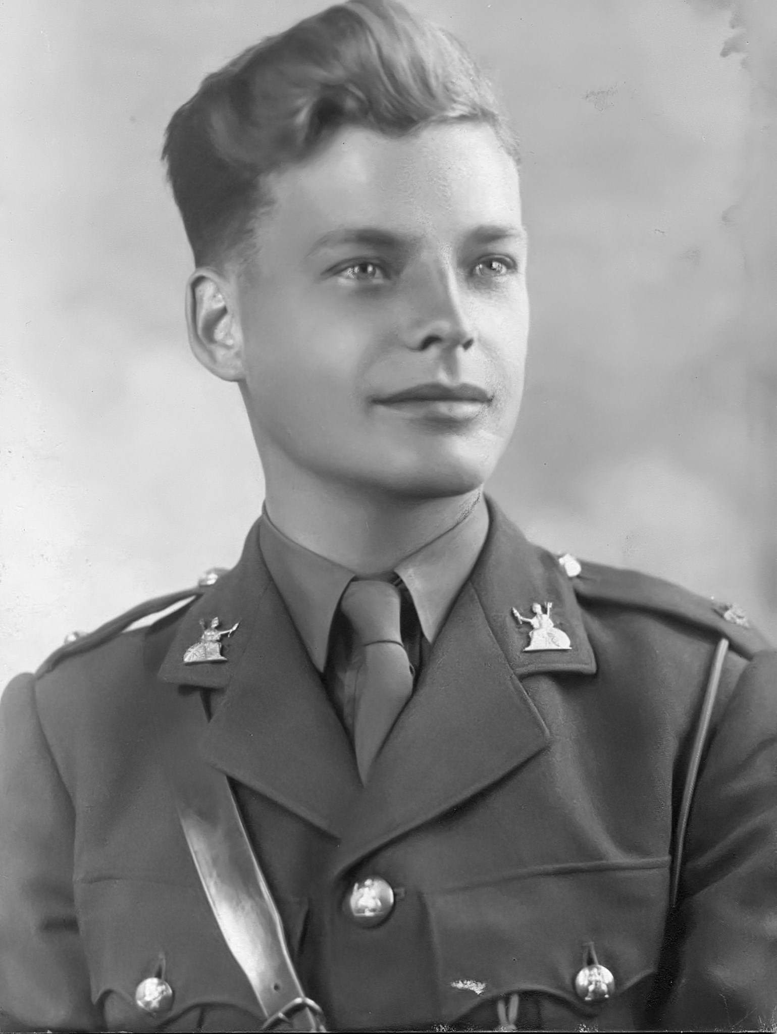 2nd Lieutenant K. W. Lovell Smith