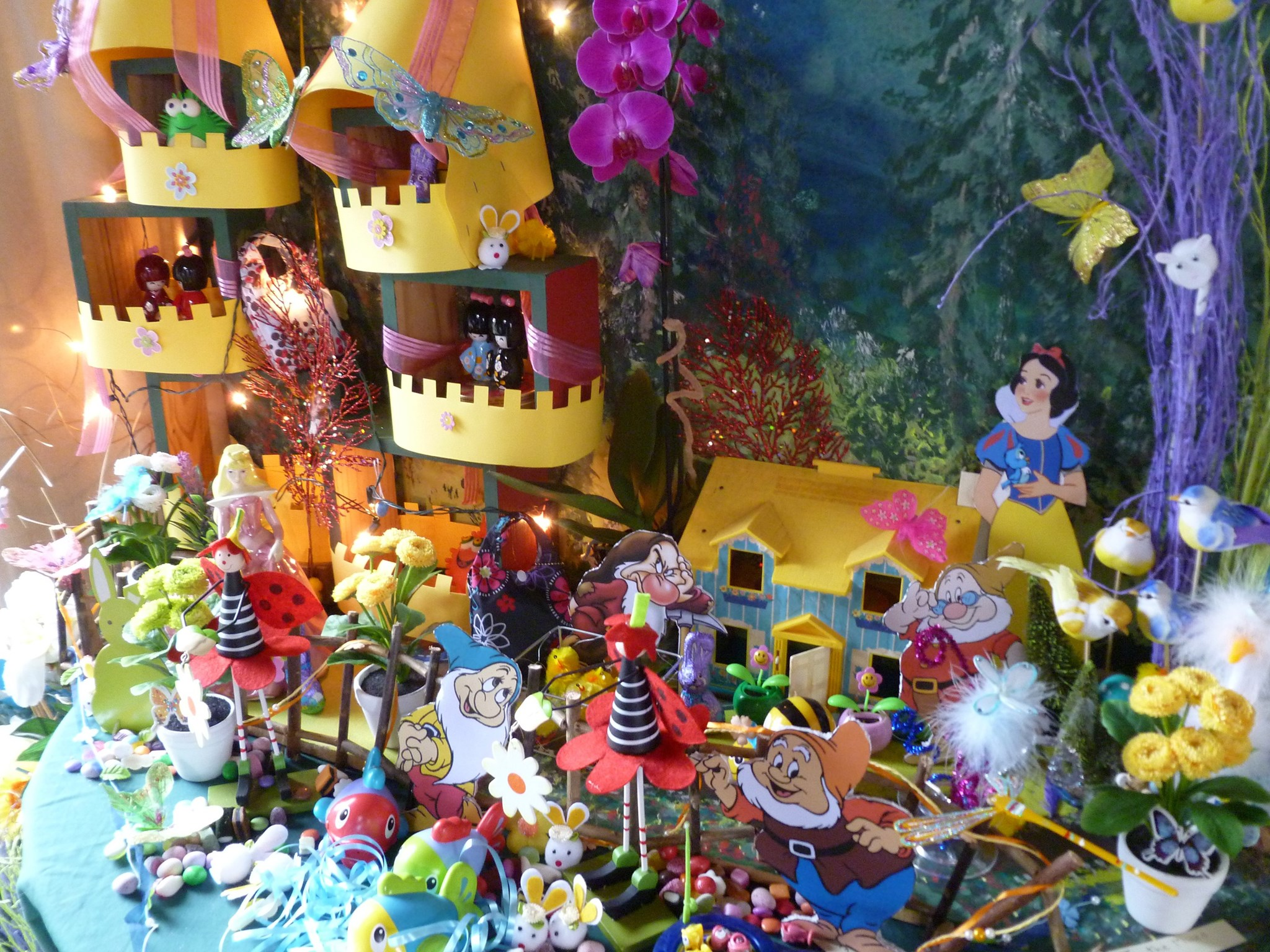 The Easter Display - 2012
