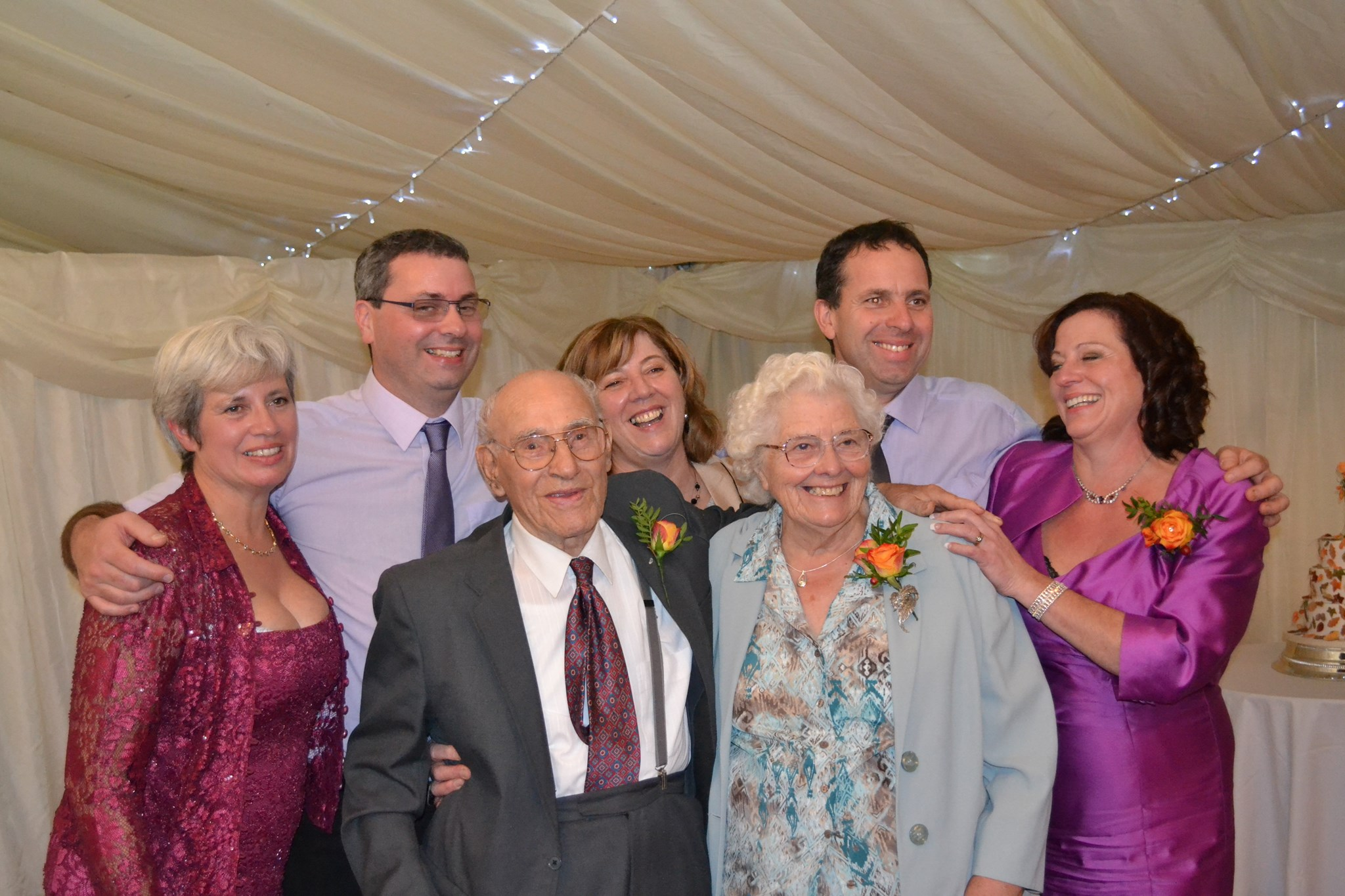 Kath and family, always happy when together, never far apart. God Bless. X