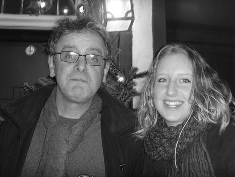 popa and me
