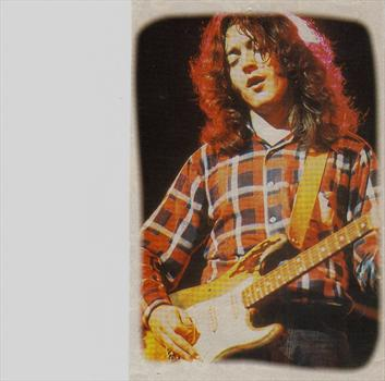 """Rory Gallagher """"live in europe 1972""""we banged our heads to that one!"""