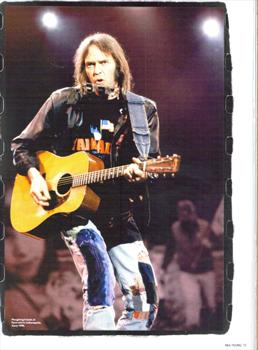 """Neil Young """"our hero"""""""
