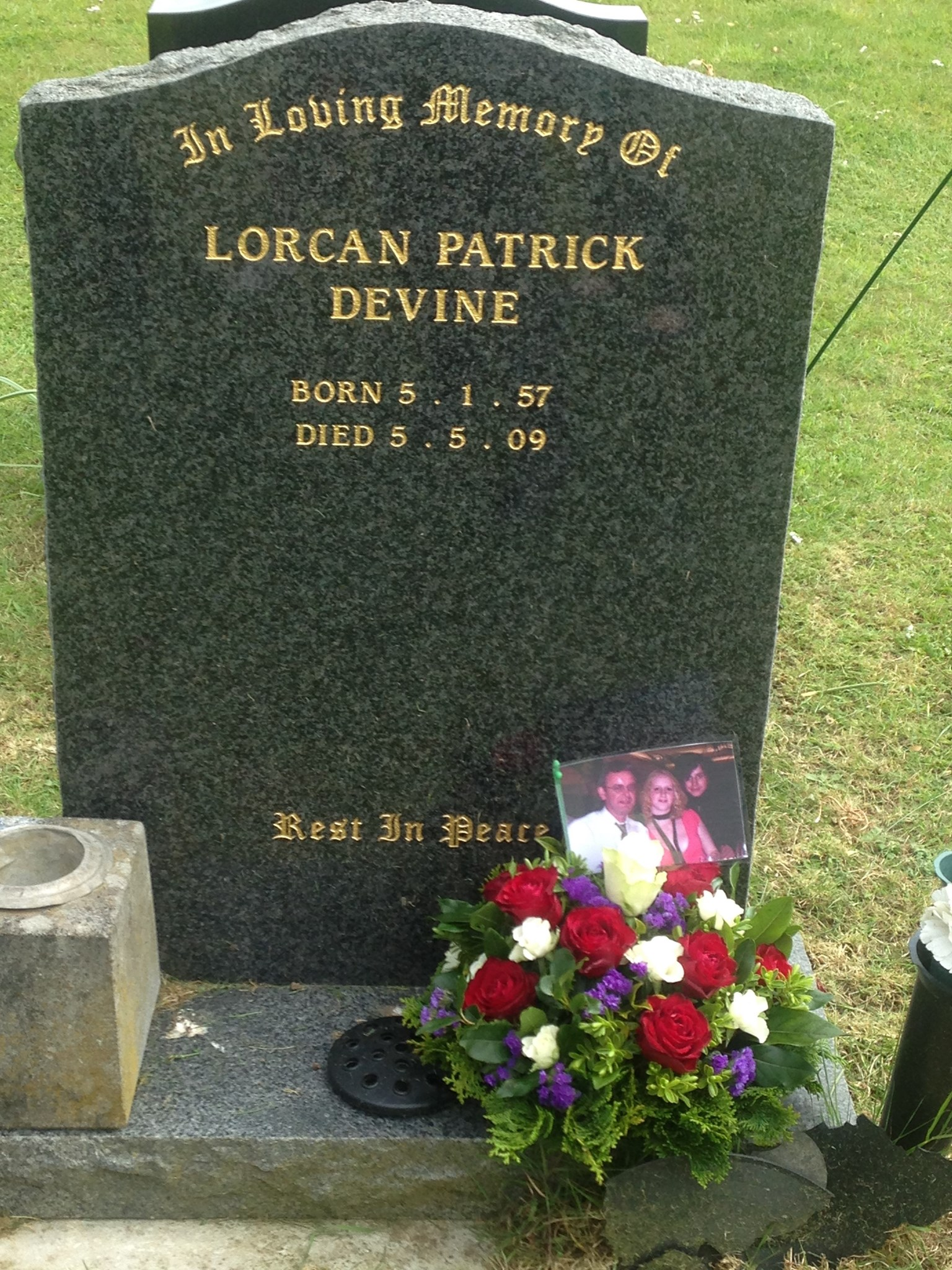 A tribute on Lorcan's 8th anniversary today
