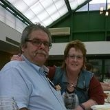 David & I Mom at Arthur big birthday in 2013 Yes I have changed my hair again. Still doing it twice a year