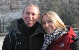 Nick and Suzi in the Lake District