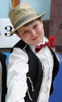Michael in our YEHA play
