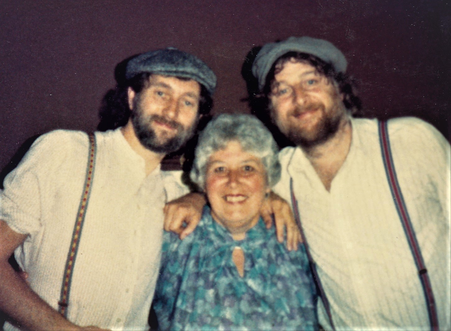 Chas, & Dave ... and Margaret