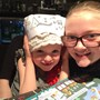Gracie and Katie