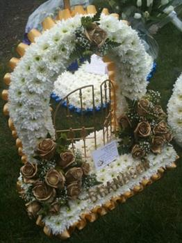 The open gates of Heaven for Daniel. xxx