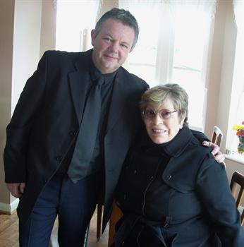 Daniel's Daddy and Nanny Rodgers. xxx