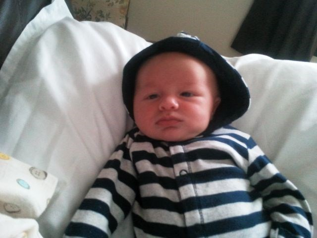 Baby Georgie 19.9.11 Your Nephew