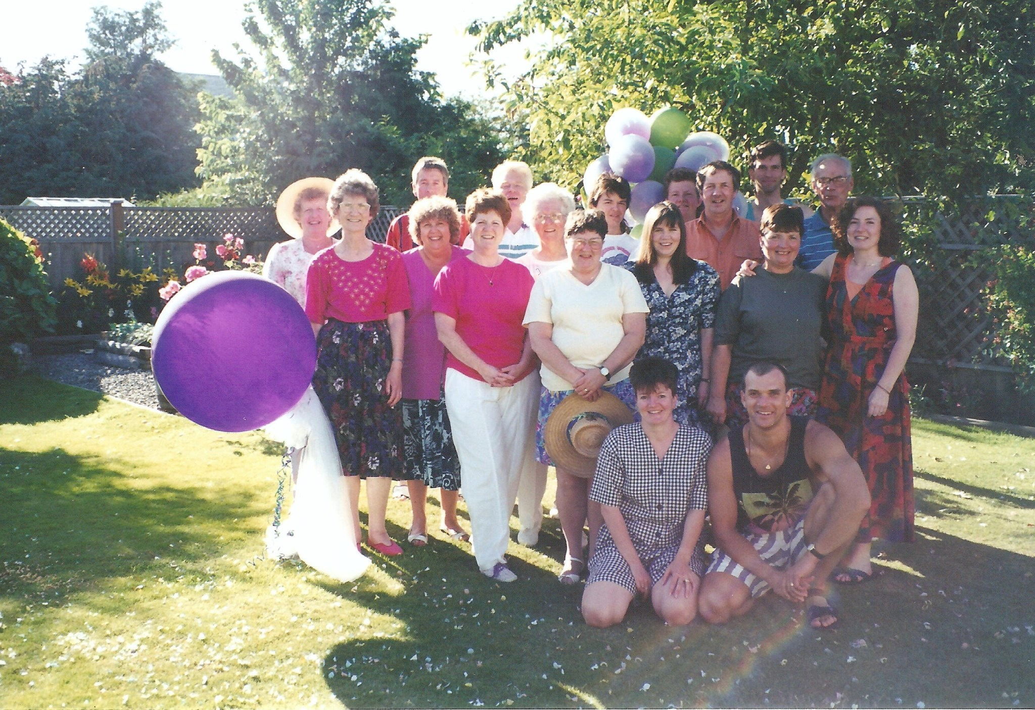 Bev and Paul's Wedding 1994