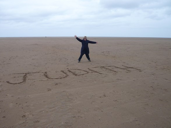 Making her mark in the North East 2013