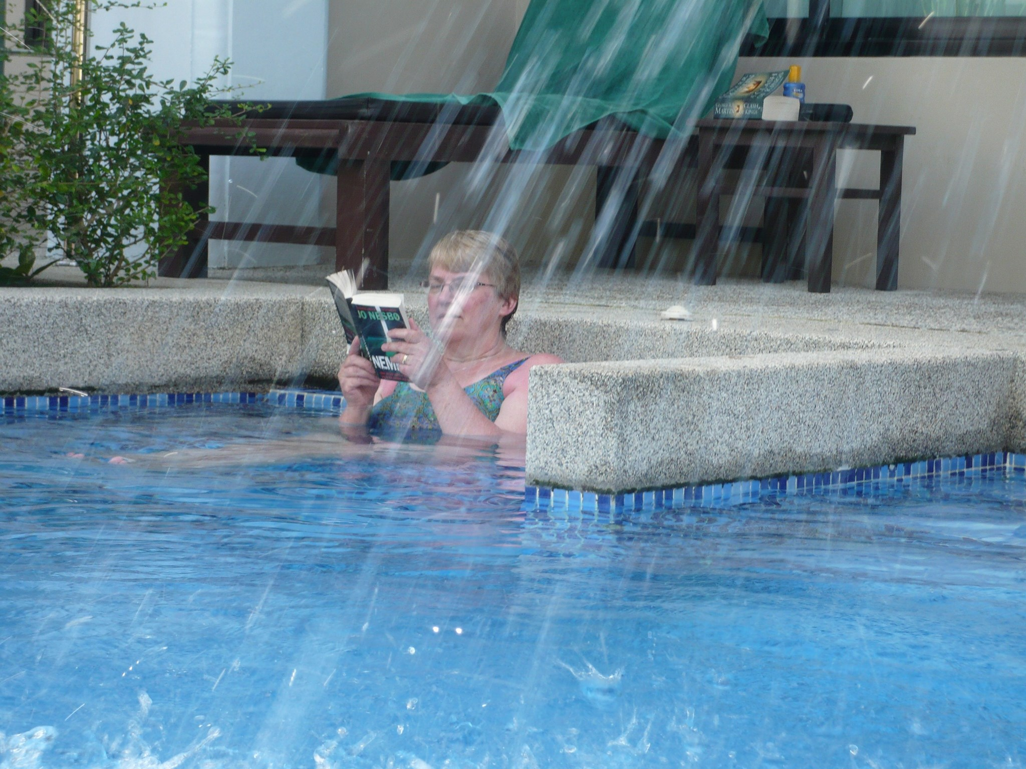 Relaxing in Thailand 2011