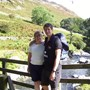 Judith and Nick in Lakes sunshine