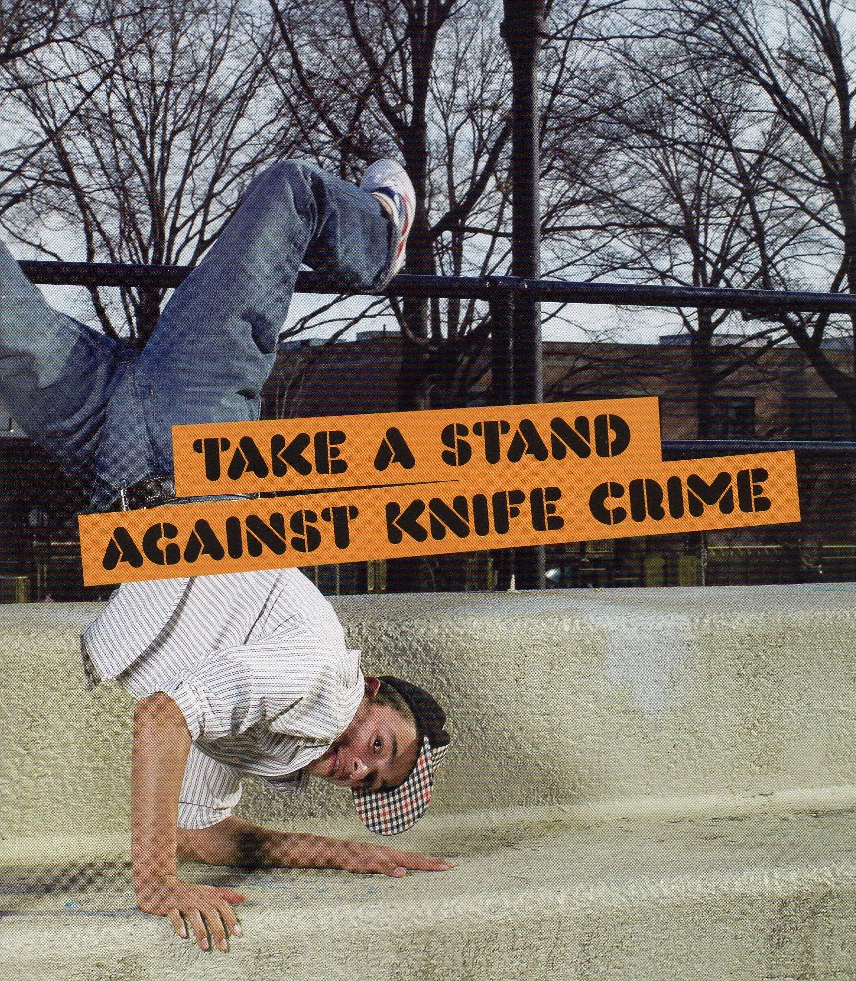 Take A Stand Against Knife Crime