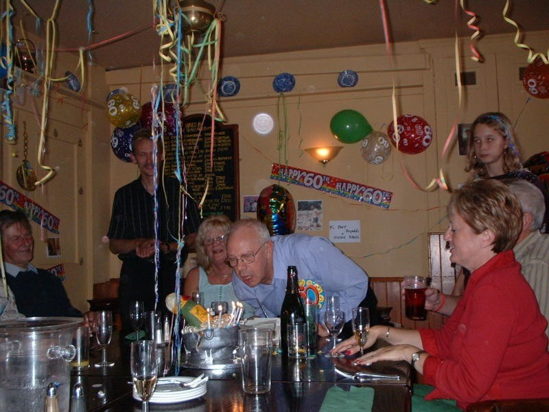 60th party picture