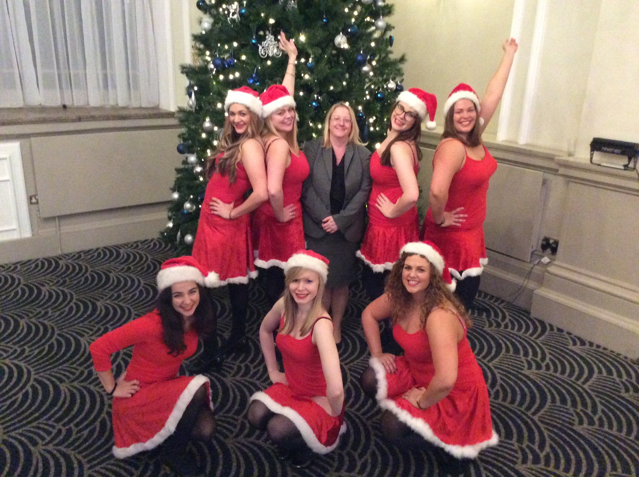 Christmas at The Grand 2015 - Jingle Bell Rock