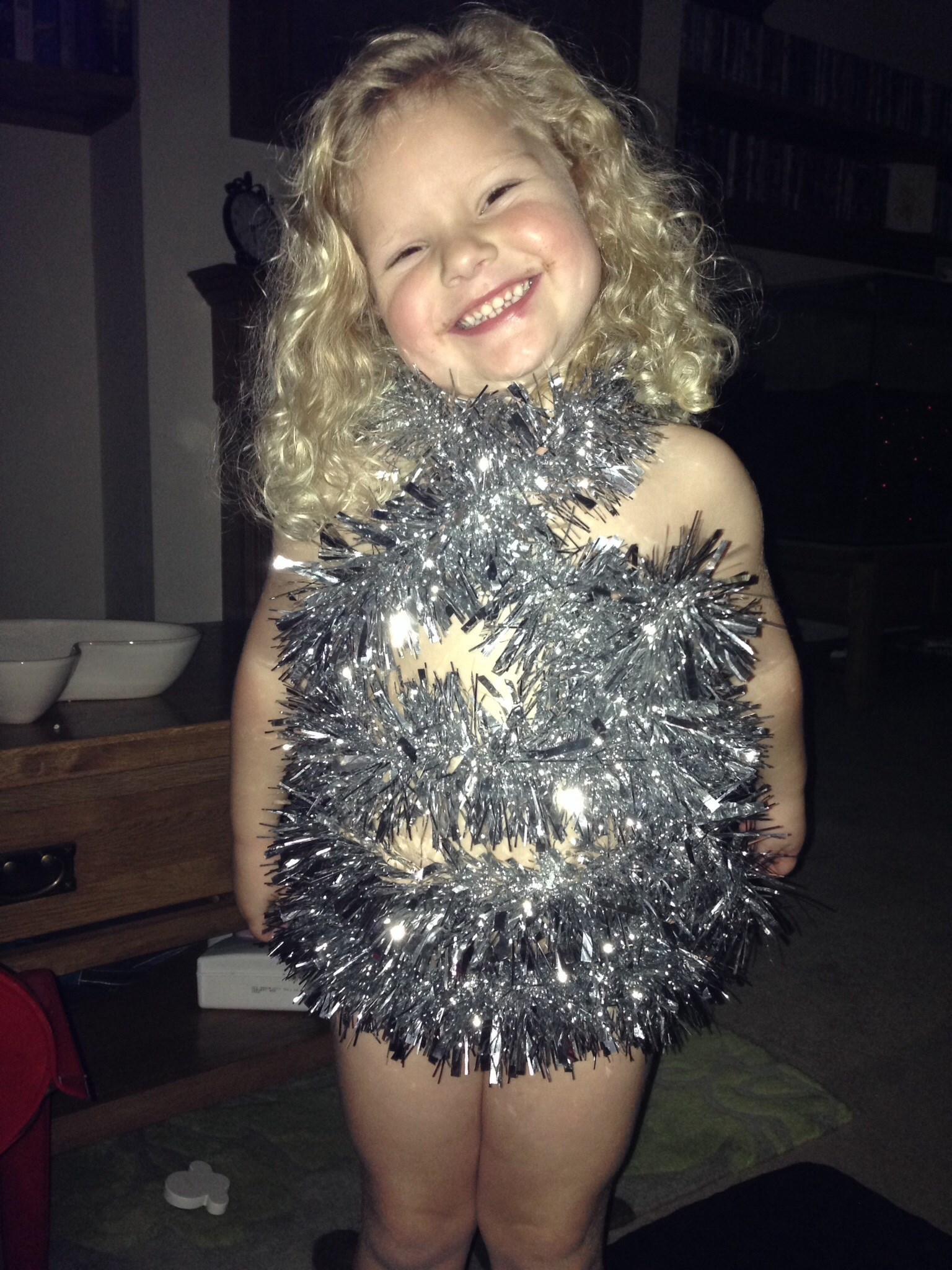 Your little Isobelle she has your zest for life xxx