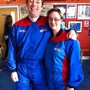 Ross & Wendy Sky Diving Wind Tunnel experience