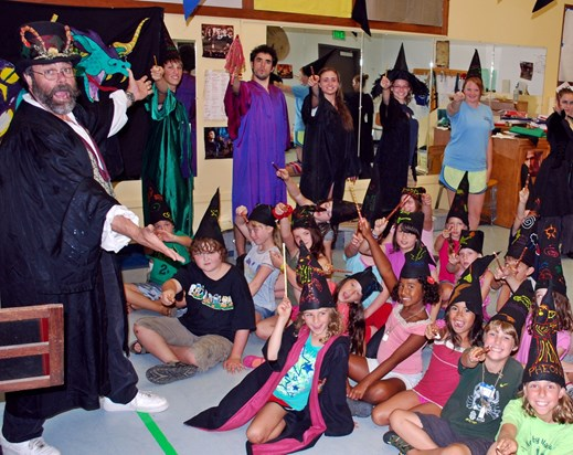 All of Amazon's Little Wizards with Mark circa 2013