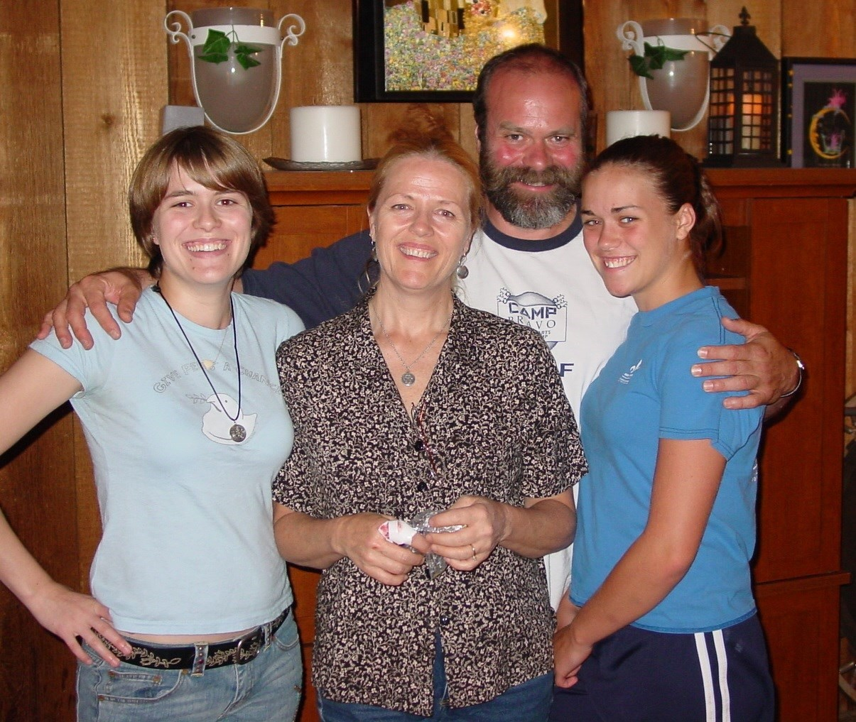 LewisFamily2006.  Some of the best people I know.