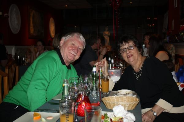 Celebrating 40 years of marriage