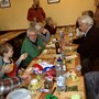 Christmas time dinner with my Italian family