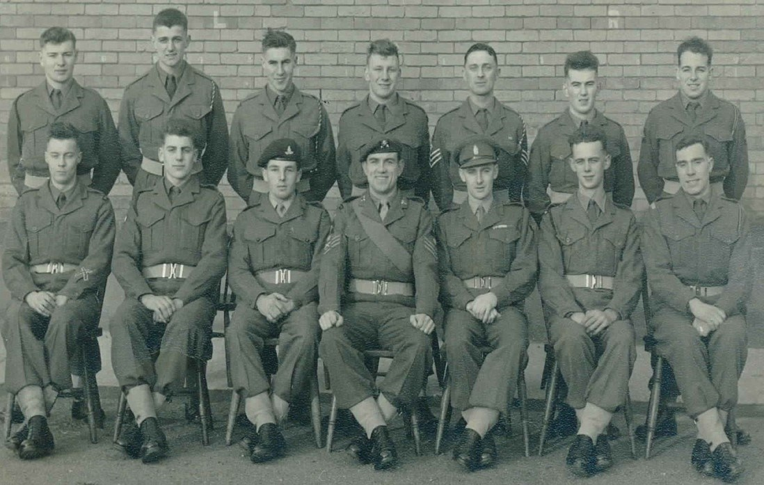 service to the Nation1957