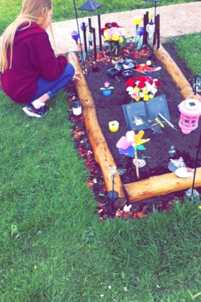 Went to see Elise today ? missing you like mad ?? was really hard ?? I hope you are looking down on