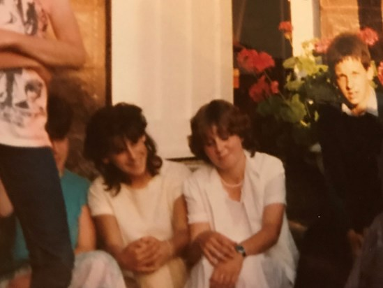 When we were young, always beautiful xx