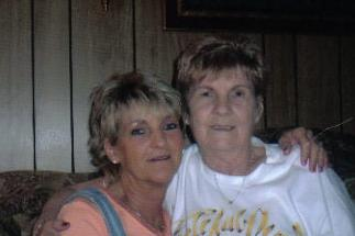 AUNT BOBBIE AND MOTHER