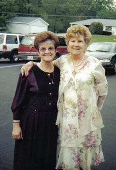 AUNT DONNA AND MOTHER