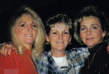 AUNT SHERRY AND AUNT BOBBIE AND AUNT TERESA