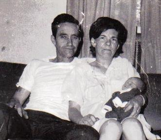 DADDY AND MOTHER AND MARK