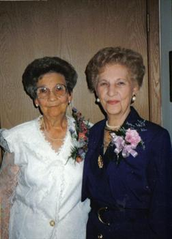 GRANDMOTHER AND AUNT ROBBIE
