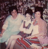 GRANNY TOLLETTE AND MOTHER AND DONNA POWELL