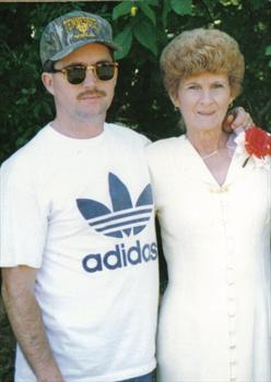 Mother and Billy Powell ( SON )