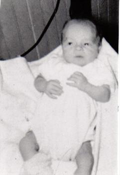 William Paul Powell Mothers first son who passed away in 1958