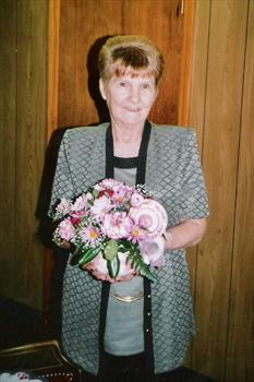MOTHER ON MOTHERS DAY IN 2004